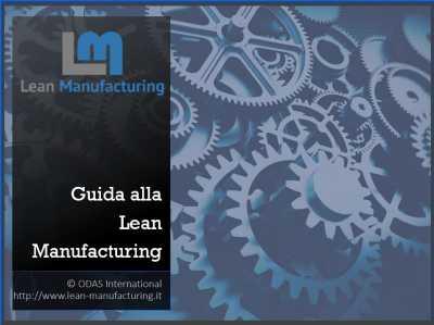 Corso sulla Lean Manufacturing